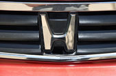 Honda-symbol — Stockfoto