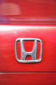 Honda symbol — Stock Photo