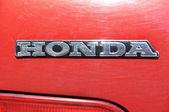 Honda symbol — Stock fotografie