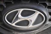 Hyundai symbol — Stock fotografie