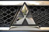 Mitsubishi symbol — Stockfoto