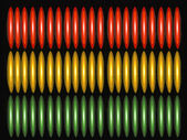 Gráficos de fundo abstrato — Fotografia Stock