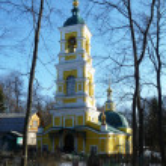 PRINCE-Vladimirskaya church in city Vladimir ( 1785 ) — Stock Photo #24118615