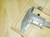 Measuring instrument for locksmith and turner — ストック写真