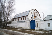 REVERENTLY-Bogolyubskiy nunnery in Bogolyubovo — Stock Photo