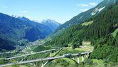 Swiss bridges — Stock Photo