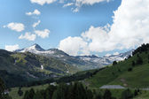 Landscape in the Swiss Mountains — Stock Photo