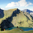 Mountain lakes in Allgaeu Alps in Tyrol — Stock Photo #22373505