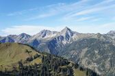 Mountain world in Tyrol, Austria — Stock Photo