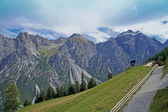 In the Stubai Alps in Tyrol, Austria — Stock Photo