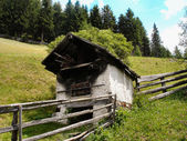 An old oven in South Tyrol — Stockfoto