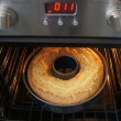 Look in oven — Stock Photo #41328513