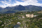 The Merano country — Stock Photo