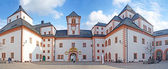 A Saxon castle in Germany — Stock Photo
