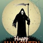Halloween Posters — Stock Vector