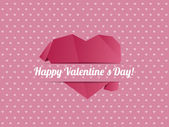 Valentines day background — Stockvektor
