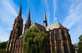 Church in Marburg — Stock Photo