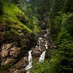 Alpine river in Bavaria — Stock Photo