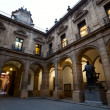 Sevilla University building - 图库照片