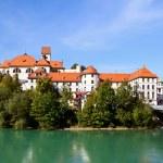 Hohes Schloss Fussen — Stock Photo #13678644