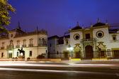 Plaza de Toros in Sevilla — Stock Photo
