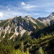 Rocks in European Alps — Stock Photo