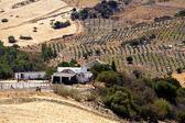 Accogliente villa spagnola — Foto Stock