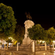 Beautiful monument in Sevilla — Stock Photo #18408099
