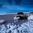 Stock Photo: Atlantic ocecoast