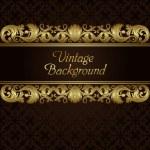 Vintage frame — Stock Vector #19031863