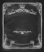 Vintage banner — Stockvektor