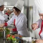 Chefs — Stock Photo