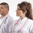 Medical doctors group. — Stock Photo #13522440