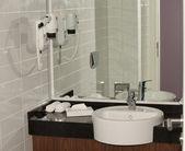 Bathroom — 图库照片
