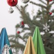 Christmas tree — Stock Photo #16234781