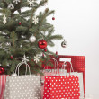 Christmas tree — Stock Photo #16234833