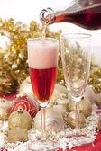 Champagne — Stock fotografie