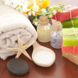 Handmade Soap closeup — Stockfoto