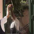 Window cleaning — Stock Photo #28947649