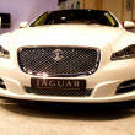 Jaguar XJ — Stock Photo #48904641