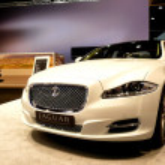 Jaguar XJ — Stock Photo #48904859