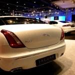 Jaguar Luxury Vehicles — Stock Photo #48905137