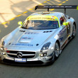 Постер, плакат: Heico Motorsport GT3 Car during Dunlop 24H Dubai Race