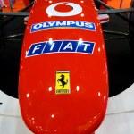 F1 Ferrari Front Nose — Stock Photo #48906399