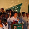 Chairman Pakistan Tehreek-e-Insaf Imran Khan — Stock Photo #48906625