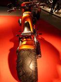 カスタム重いバイク — ストック写真