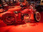 Custom Heavy Bike — Stock Photo
