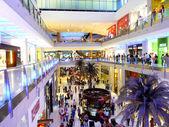 Interior View of Dubai Mall — Stock Photo