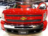 Chevrolet Silverado — Stock Photo