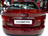 KIA Cerato — Stock Photo